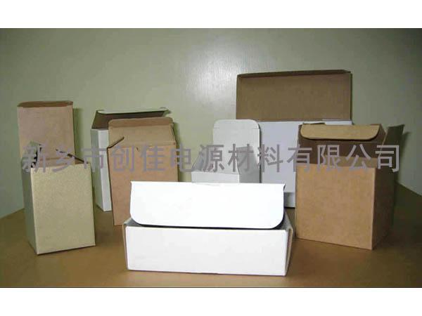 各种规格包装盒